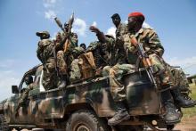 Apr 23, 2018 - Photograph: Justin Lynch/AFP/Getty Images. South Sudan UN AFP