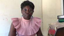 Anna Nimiriano, Editor-in-Chief of Juba Monitor Newspaper in South Sudan.