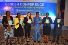 Participants at Rwanda Gender Conference 2018. Photo by @fatoulo11