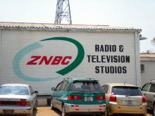 Courtesy photo: Zambia National Broadcasting Corporation (ZNBC) one of the state owned media houses in Zambia